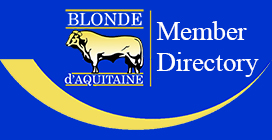 blonde cattle sociey member directory small